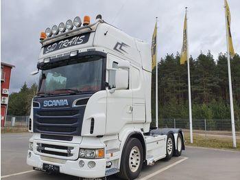 شاحنة جرار SCANIA R500 6X2