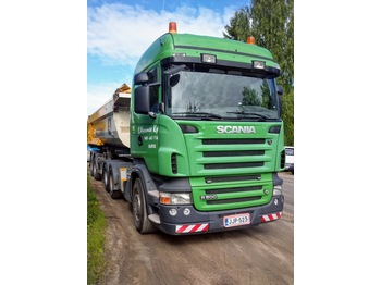 SCANIA  R500 6x4 - tractor unit