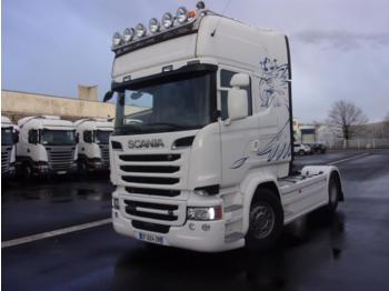 تأجير تمويلي SCANIA R580 - شاحنة جرار