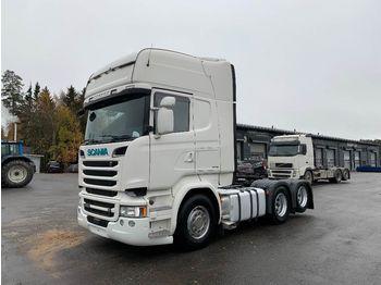 شاحنة جرار SCANIA R580 6x2