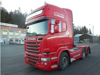 Tractor unit SCANIA R580 LA6x2HNB, ADR, retarder, euro 6