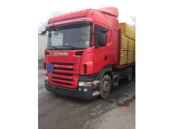 SCANIA R 420 - tractor unit