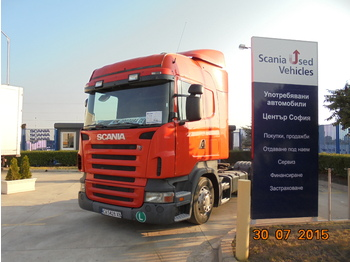 Tractor unit SCANIA R 420 LA 4X2 MEB: picture 1