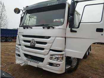 SINOTRUK Howo 371 tractor unit - tractor unit