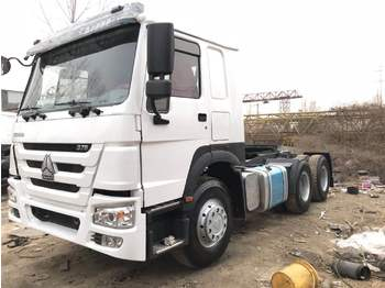 Tractor unit SINOTRUK Howo 375 Tractor Unit