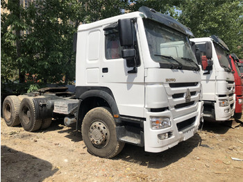 SINOTRUK Howo Tractors 371 - tractor unit
