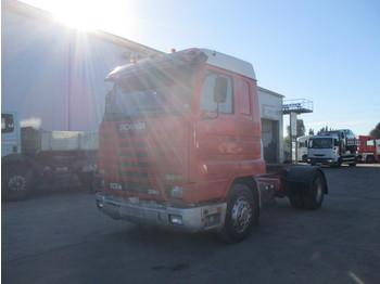 Tractor unit Scania 113 - 380 Topstreamline
