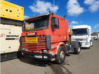 Tractor unit Scania 113h 360