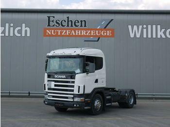 Tractor unit Scania 114G 380 4x2,Retarder,H-Schalter,Klima,HU 04/21