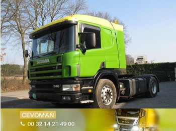 Scania 114L 340 Opticruise Trekker - tractor unit