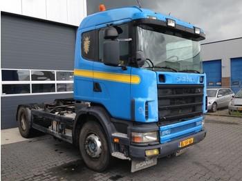 Tractor unit Scania 114 380 Manual Retarder