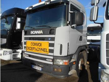 Tractor unit Scania 124L 420