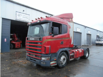 Tractor unit Scania 124 - 420