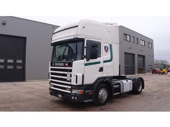 Scania 124 - 420 Topline (MANUAL GEARBOX / BOITE MANUELLE / PERFECT) - tractor unit