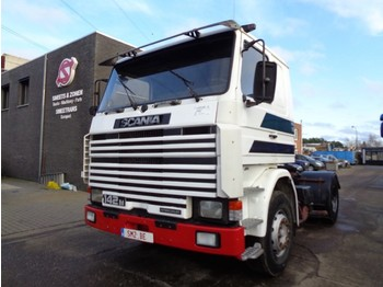 Tractor unit Scania 142 M