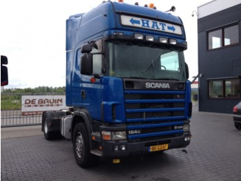 Tractor unit Scania 164/580 Manual Retarder