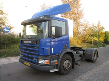 Tractor unit Scania 94D 260 Manual