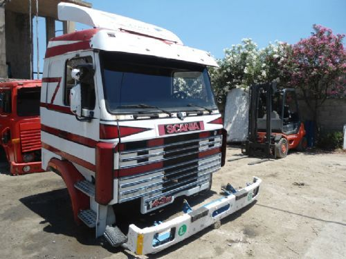 scania cabin topline 143 tractor unit from greece for sale at truck1 rh truck1 eu Scania Trucks USA Marty Mone Scania