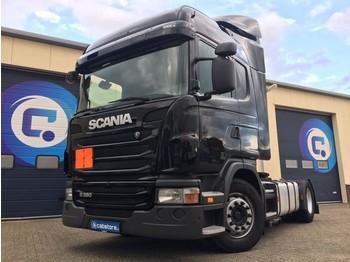 Scania G380 LA4X2MNA Tractor Euro 5 Highline NL-Truck !! - شاحنة جرار