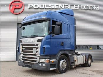 Scania G400 - شاحنة جرار