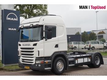 شاحنة جرار Scania G400 Manuel + Hydraulik: صور 1
