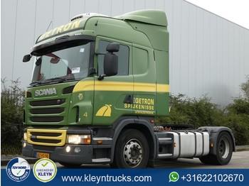 Scania G400 hl manual euro 5 - شاحنة جرار