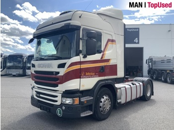 Scania G410 - شاحنة جرار