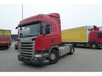 Scania G410 Highline, Opticruse, Klima, Standheizung  - tractor unit