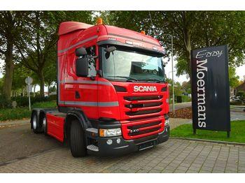 Tractor unit Scania G410 Highline-Streamline 6x2/4 Twinsteer