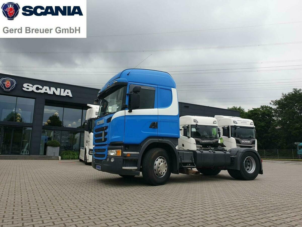 Tractor unit Scania G410 LA4X2MSA KipperHyd, SCR only SEMI High Chas -  Truck1 ID: 3806765