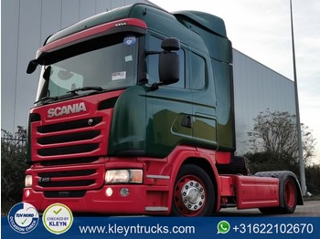Tractor unit Scania G410 hl meb ret. scr only