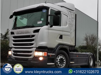 Tractor unit Scania G410 retarder scr only