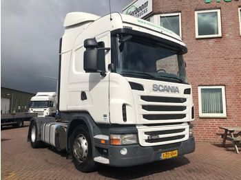Scania G420 4X2 TREKKER HOLLAND TRUCK ADBLUE TOP CONDITION - tractor unit