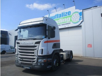 Tractor unit Scania G420 Intarder - PTO - Manual gearbox