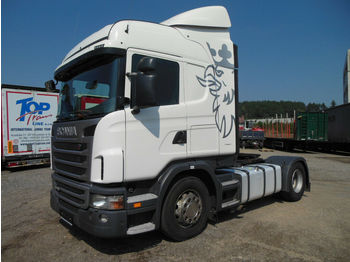 Scania G420, RETARDER, HYDRAULIKA, EURO 5, NEU REIFEN  - شاحنة جرار