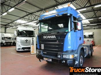 Scania G450CA6X4MHA  - شاحنة جرار
