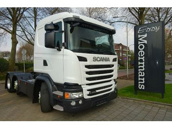 Tractor unit Scania G450  Cg 19 6x2/4 Twinsteer SCR Only