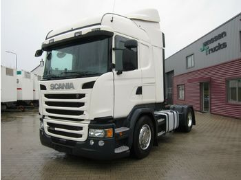 Tractor unit Scania G450 Highline SCR only Retarder