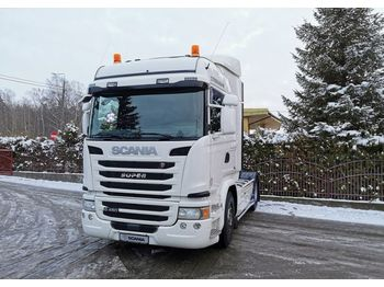 Scania G450 Highline Streamline - tractor unit