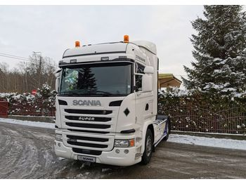 Scania G450 Streamline - tractor unit