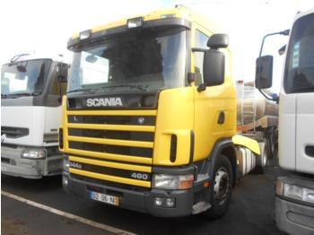 Tractor unit Scania G 144G460