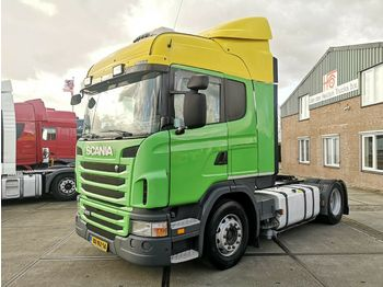 Scania G 400 A 4X2 Highline | Nacht klima | NL Truck |  - شاحنة جرار