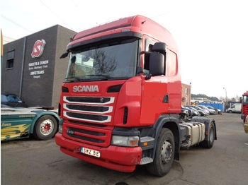 Scania G 400 Highline/retarder/Heavy chassis top - tractor unit