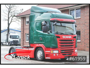 Tractor unit Scania G 410 LA4x2MEB Highline, Retarder SCR only