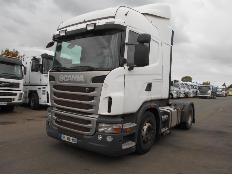 tractor unit Scania G 440