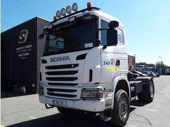 "Scania G 440 opticruise 2 pedal 318""km - شاحنة جرار"