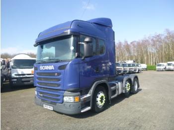 Scania G 450 6x2 Euro 6 - شاحنة جرار