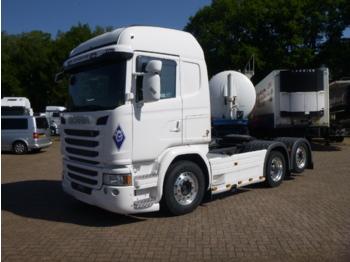 Scania G 490 6x2 Euro 6 + Retarder - شاحنة جرار