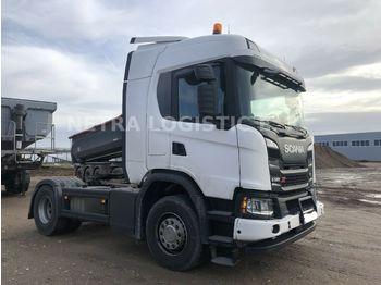 Tractor unit Scania G 500 XT LUFT/LUFT RET KIPPHYDRAULIK NAVI
