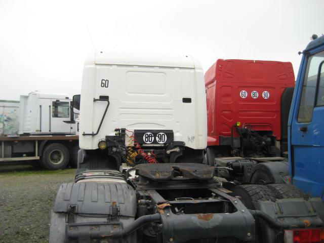 tractor unit Scania L 114L380